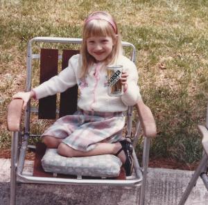 Valerie Jane 1984